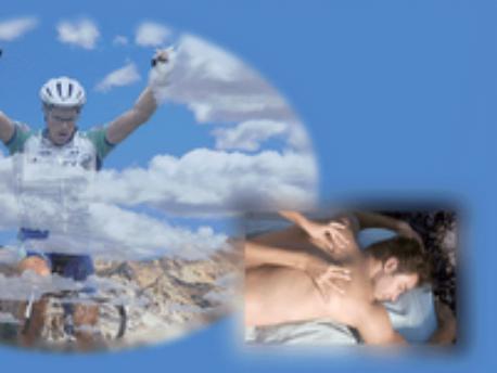 Sport massage bij Mandarin Spa Nijmegen Uden
