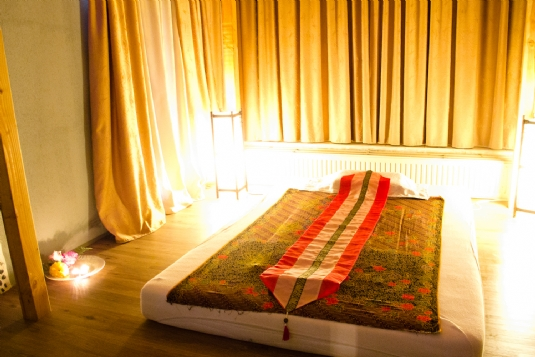 Massagekamer 'Ayutthaya' Mandarin Spa Nijmegen