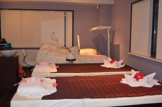 Behandelkamer 'Istanboel' Mandarin Spa Uden